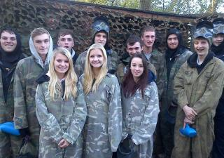 paintball leicester