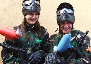 exeter paintball